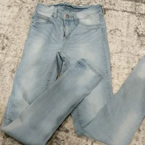 Dynamite stretch high waisted jeans